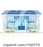 Dairy Building Storefront