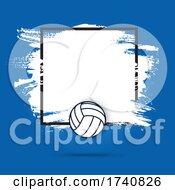 Volleyball Border