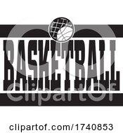 Basketball And Text