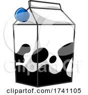 Cartoon Milk Carton