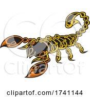 Celtic Knot Scorpion