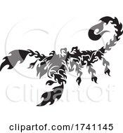 Flaming Scorpion