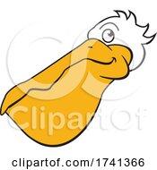 04/11/2021 - Whimsical Pelican Mascot