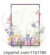 Plants Paper Design Illustration