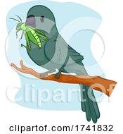 Ecological Relationship Prey Predator Illustration