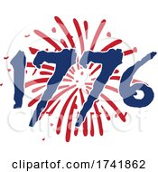 04/18/2021 - American Revolution 1776 Over A Firework