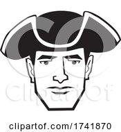 American Revolution Patriot Soldier by Johnny Sajem #COLLC1741870-0090