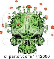Virus Skull