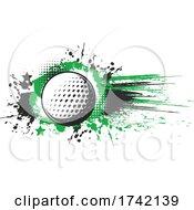 Golf Sports Logo