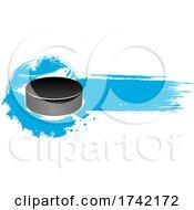 Hockey Sports Logo