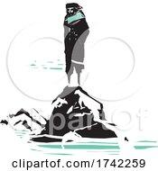 04/27/2021 - Man On A Mountain Peak