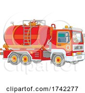 04/28/2021 - Driver And Tanker Truck