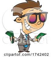 Cartoon Boy Tycoon