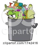 Cartoon Kettle O Fish