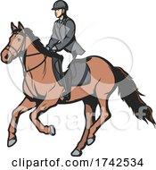 Equestrian Logo