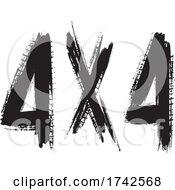 Tread Marks 4x4 Design