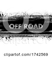 Tread Marks Off Road Text