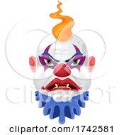 Poster, Art Print Of Clown