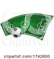 Poster, Art Print Of Soccer Design