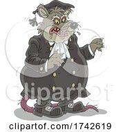 Rat Judge by Alex Bannykh