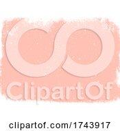 Detailed Pink Grunge Texture Background