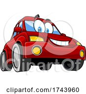 Car Character by Hit Toon #COLLC1743960-0037
