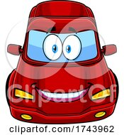 Smiling Car by Hit Toon #COLLC1743962-0037