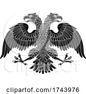 Double Headed Imperial Eagle With Two Heads