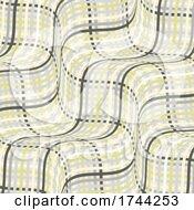 Abstract Scandinavian Wave Design Background