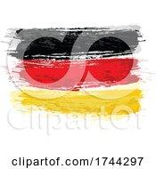 05/21/2021 - Painted German Flag