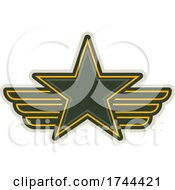 Winged Army Badges Emblems Insignias