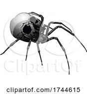 Skull Spider by dero