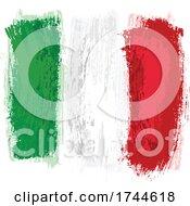 05/28/2021 - Painted Italian Flag