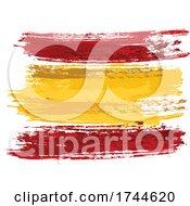 05/28/2021 - Painted Spanish Flag