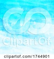 06/02/2021 - Aqua Themed Watercolour Texture