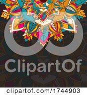 06/02/2021 - Elegant Colorful Mandala Design Background