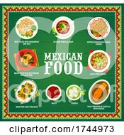 Poster, Art Print Of Mexican Cuisine
