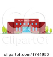 Poster, Art Print Of Police Station