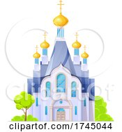 Poster, Art Print Of Cathedral Facade