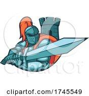 Poster, Art Print Of Knight