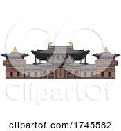 Poster, Art Print Of Temple