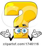 Shrugging Question Mark Character