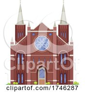 Poster, Art Print Of Cathedral