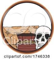 Poster, Art Print Of Pirate Design