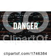 Danger Hacking Background
