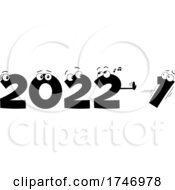 Year 2022 Numbers Pushing Out The 1