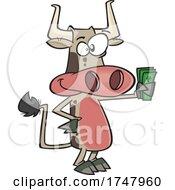 Cartoon Cash Cow