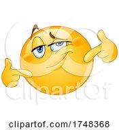 Poster, Art Print Of Proud Emoji
