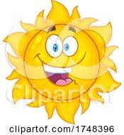 Summer Sun Character