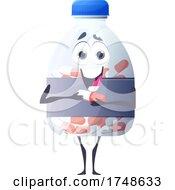 Pill Bottle Mascot